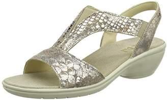 Van Dal Women Barbara Open Toe Sandals,41 EU
