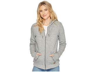 Roxy Trippin Sherpa Fleece Top Women's Clothing
