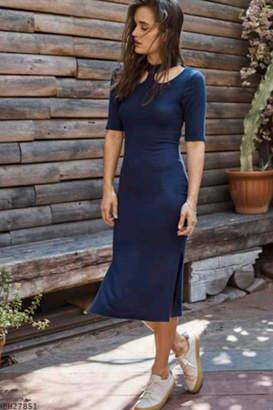 Heather Carrington Cutout Dress
