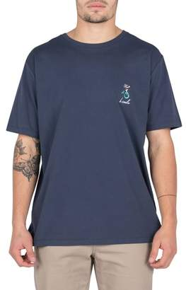 Barney Cools Embroidered Mermaid T-Shirt