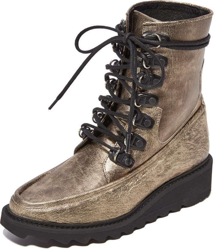 Free People Fallon Hiker Boots