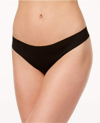 Wacoal Beyond Naked Ribbed Clean-Cut Thong 879259