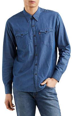 Levi's Modern Barstow Western Shirt