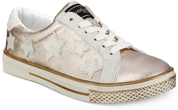 Bebe Destine Lace-Up Sneakers Women's Shoes