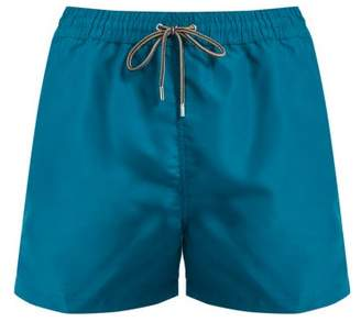 Paul Smith Classic Swim Shorts - Mens - Green