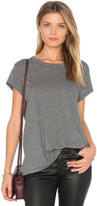 James Perse Crew Neck Tee $95 thestylecure.com