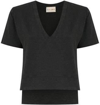 Andrea Bogosian v-neck blouse