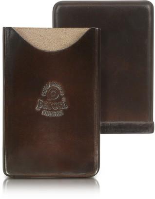 CNC Costume National Peroni Genuine Leather Card Case