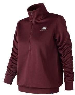 New Balance Essentials Half-Zip Pullover
