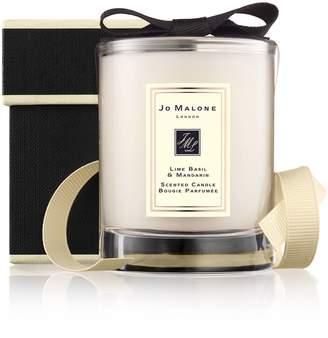 Jo Malone TM) Lime Basil & Mandarin Travel Candle