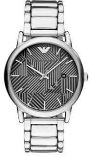 Emporio Armani Luigi Stainless Steel Bracelet Watch