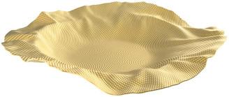 Alessi Port Basket - Brass
