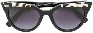 DSQUARED2 Eyewear cat eye-frame sunglasses