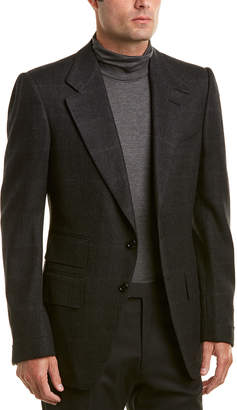 Tom Ford Wool & Mohair -Blend Blazer