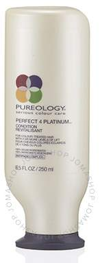4 Platinum by Pureology Conditioner 8.5 oz (240 ml)