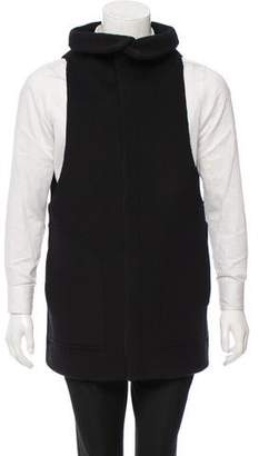 Thamanyah High Neck Gillet Vest