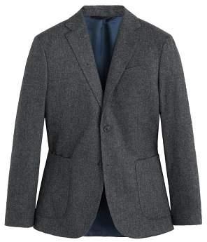 Mango man MANGO MAN Herringbone slim-fit blazer