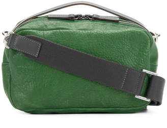 Ally Capellino Ginger clutch bag