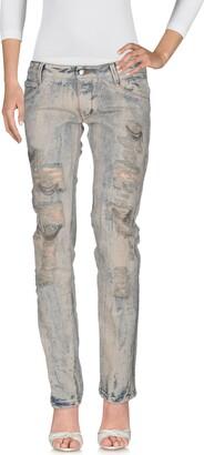 Ermanno Scervino Denim pants - Item 42632223DG