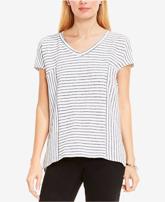 TWO by Vince Striped Top $79 thestylecure.com