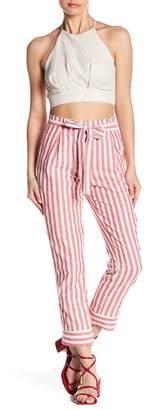 Do & Be Do + Be Stripe Waist Tie Pants