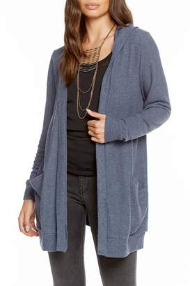 Chaser Laced Back Cardigan
