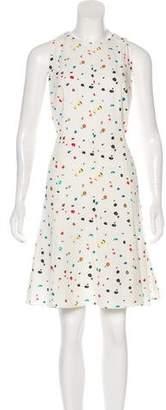 Akris Punto Sleeveless Knee-Length Dress w/ Tags