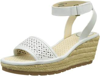 Fly London Women's Ekal969fly Espadrille Wedge Sandal