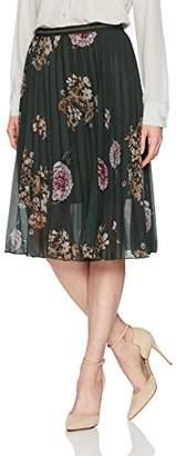 Desigual Women's Lisa Woman Woven Knee Skirt