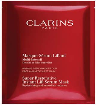 Clarins Super Restorative Serum Mask