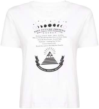 Proenza Schouler PSWL Psychic Graphic T-Shirt