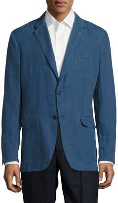 Thomas Pink Men's Linen Blazer