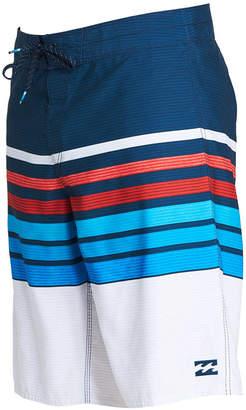 "Billabong Men's All Day OG Stripe 21"" Board Shorts"