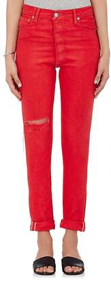 RE/DONE Women's High Rise Levi's® Jeans