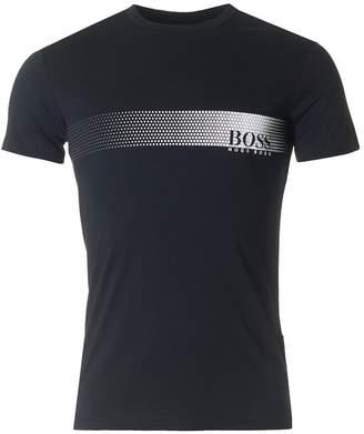 BOSS Sportswear Slim Fit Horizontal Logo T-shirt