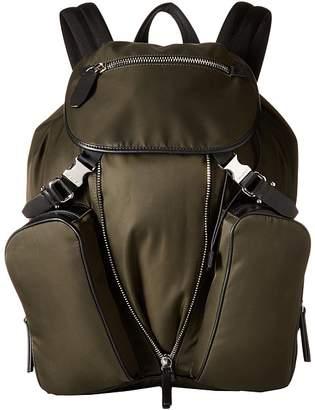 Neil Barrett Flap Backpack Backpack Bags