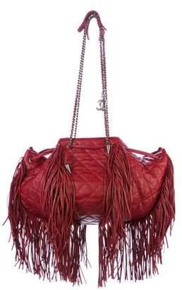 0dc8a0ea0be0 Chanel Paris-Dallas Drawstring Fringe Bag
