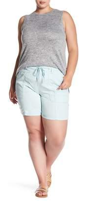 SUPPLIES BY UNION BAY Martin Drawstring Shorts (Plus Size)
