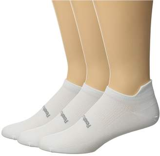 Feetures High Performance Ultra Light No Show Tab 3-Pair Pack No Show Socks Shoes