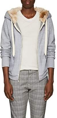 NSF Women's Chada Mélange Jersey Hoodie - Gray