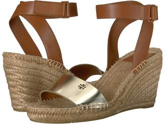Tory Burch Bima 2 90mm Wedge Espadrille Women's Shoes