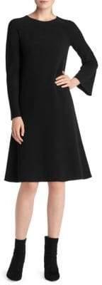 Lafayette 148 New York Kalitta Bell-Sleeve Dress