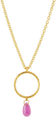 Gurhan Delicate Dew Cluster Fancy Sapphire Pendant Necklace RWcAAobBN