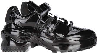 Maison Margiela Retro Fit Low Top Sneakers
