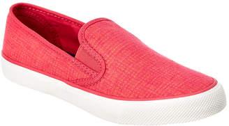Sperry Women's Seaside 2 Tone Linen Sneaker