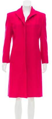 Alice + Olivia Wool Long Coat