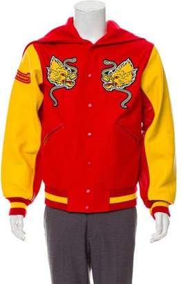 Opening Ceremony Global Varsity Jacket w/ Tags