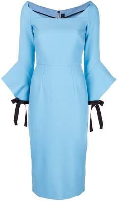 Roland Mouret Hitchcock dress
