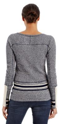 Free People Henley Pullover