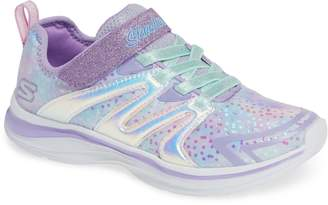 Skechers Double Dreams Shimmer Sneaker
